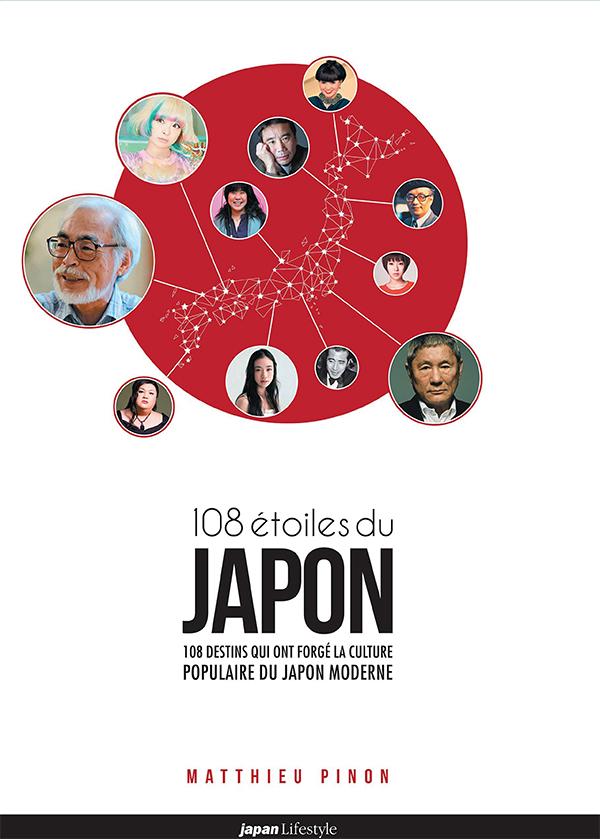 Couverture 108 étoiles du Japon