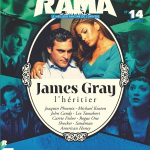 Couverture James Gray