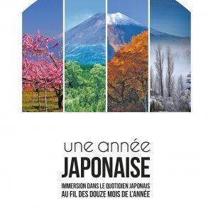Couverture Une année japonaise