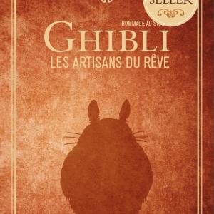 Couverture Hommage au studio Ghibli best-seller