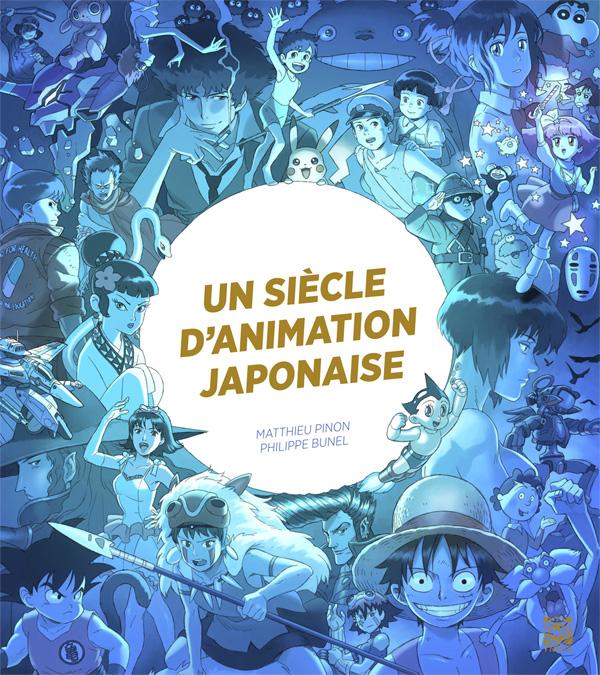 Couverture Un Siècle d'animation japonaise