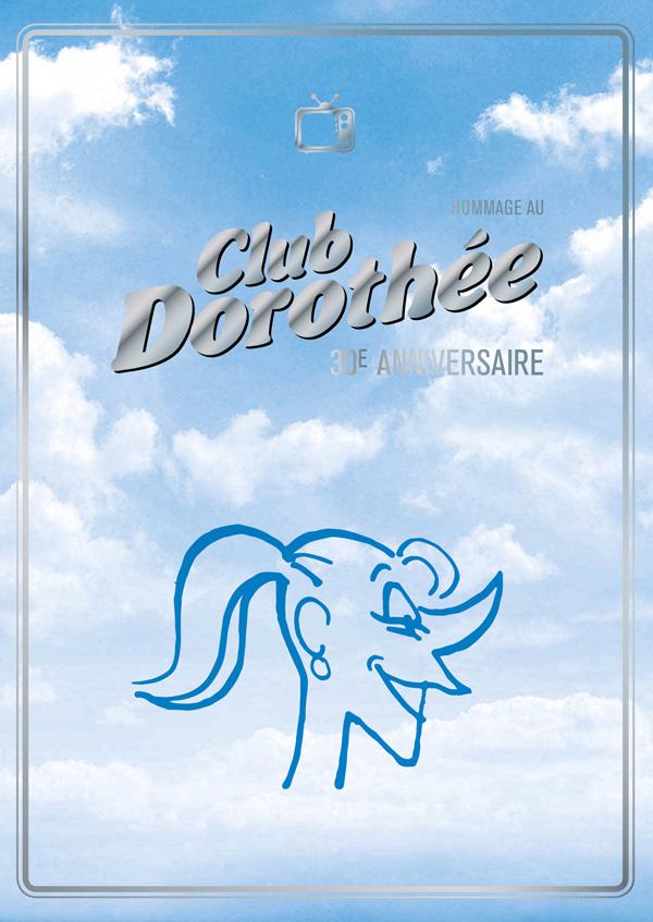 Couverture Hommage au Club Dorothée
