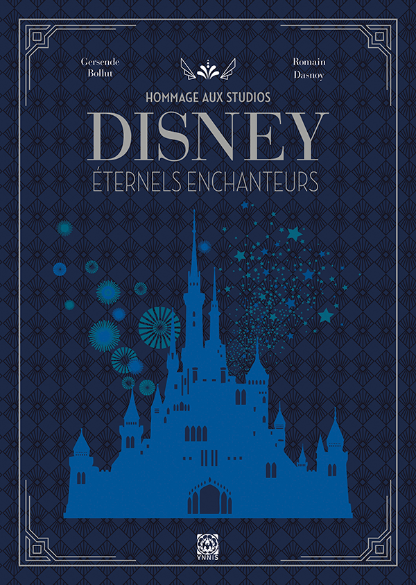 Couverture Disney Eternels Enchanteurs
