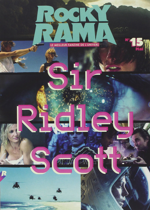 Couverture Rockyrama Ridley Scott