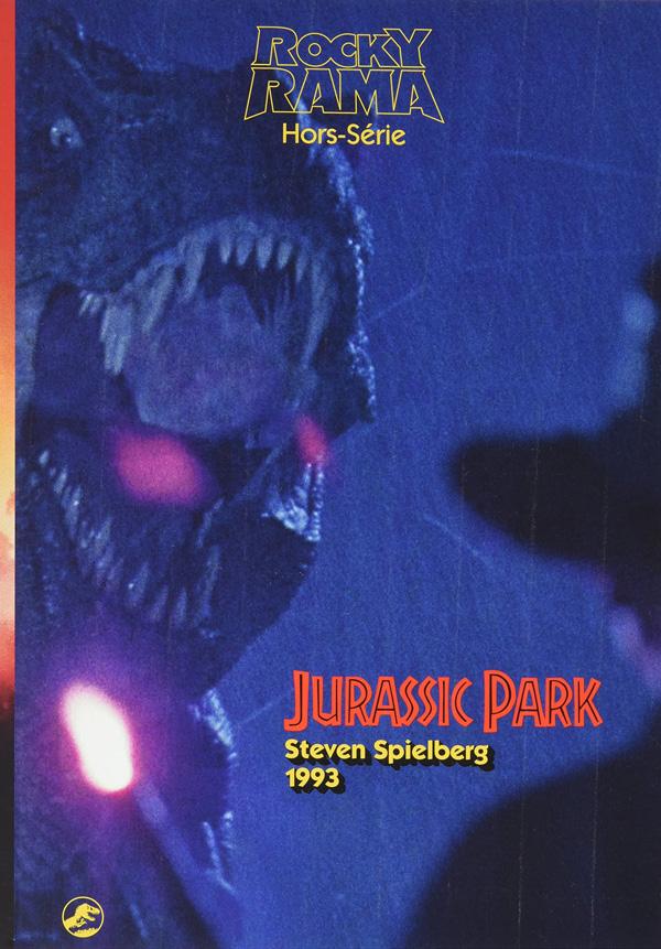 Couverture Rockyrama Jurassic Park
