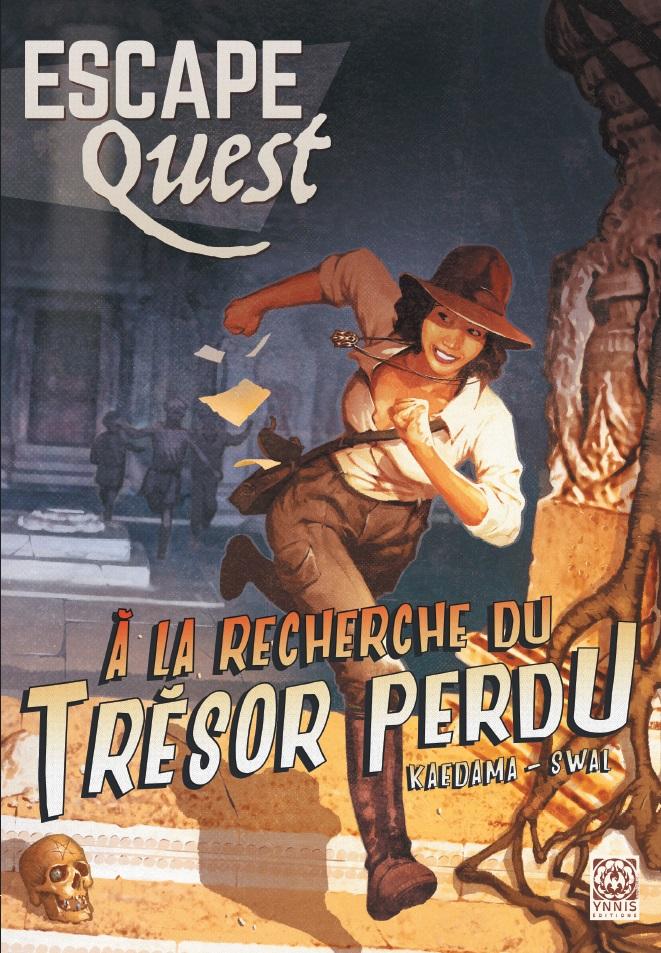 Couverture Escape Quest 01