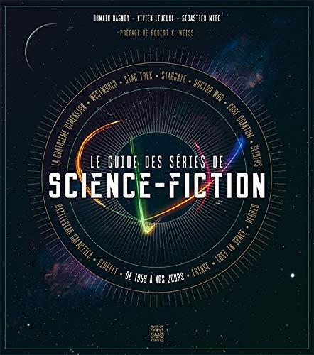 Couverture Le Guide des séries de science-fiction