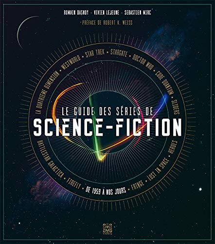 Couverture Le Guide des séries de science-fiction