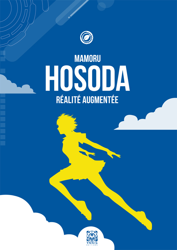Couverture Mamoru Hosoda Réalité Augmentée