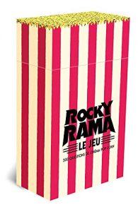 Quiz Rockyrama Le cinéma popcorn en 500 questions