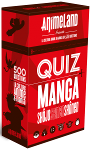 Quiz AnimeLand La culture anime & manga en 500 questions
