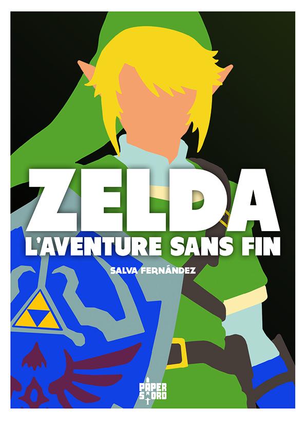 Couverture Zelda