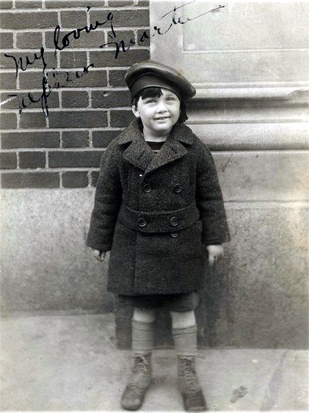 Stan Lee Enfant