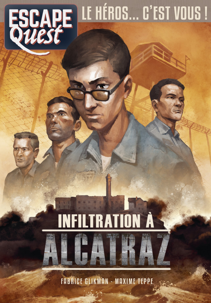 Escape Quest 7_InfiltrationaAlcatraz