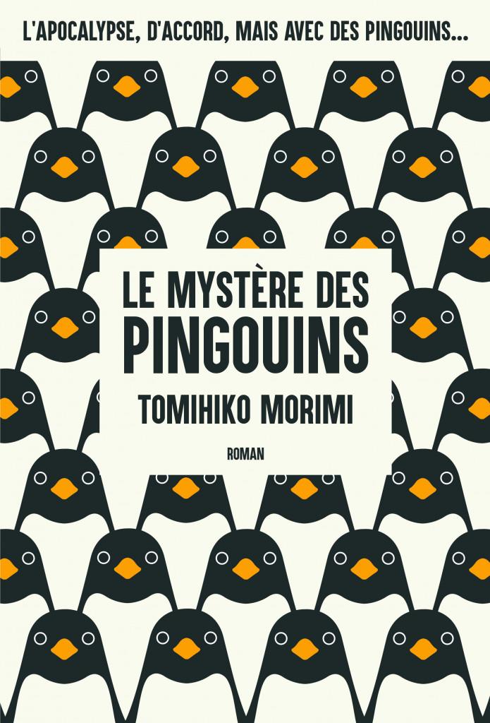 Mystère des pingouins couverture