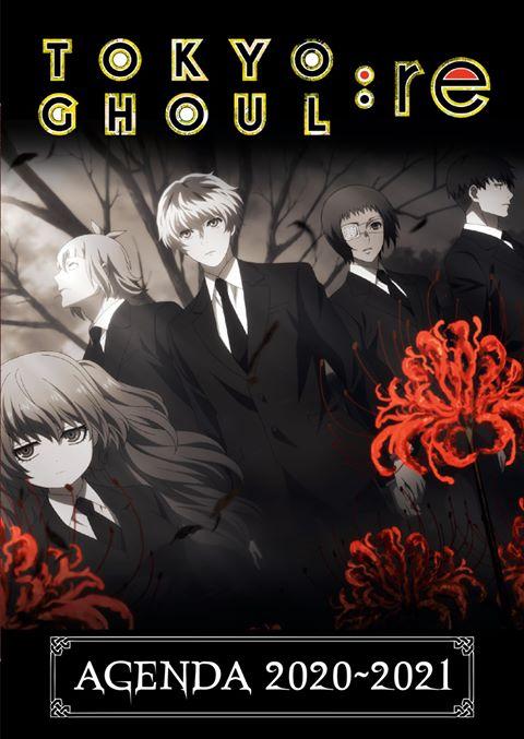 Agenda Tokyo Ghoul: RE