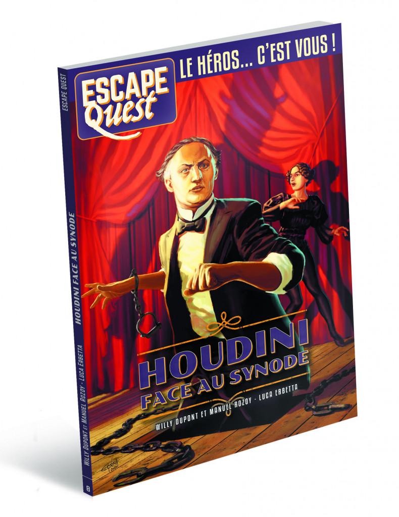 EQ8 Houdini