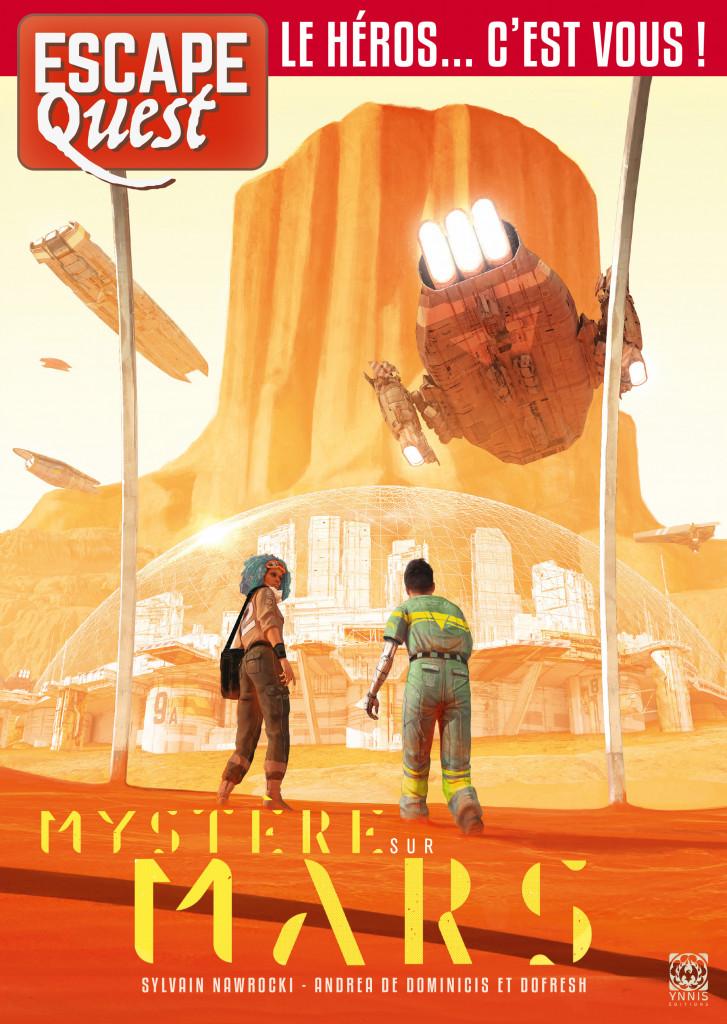 Escape Quest 9 - Mystère sur mars