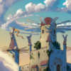 le chateau des nuages marque page