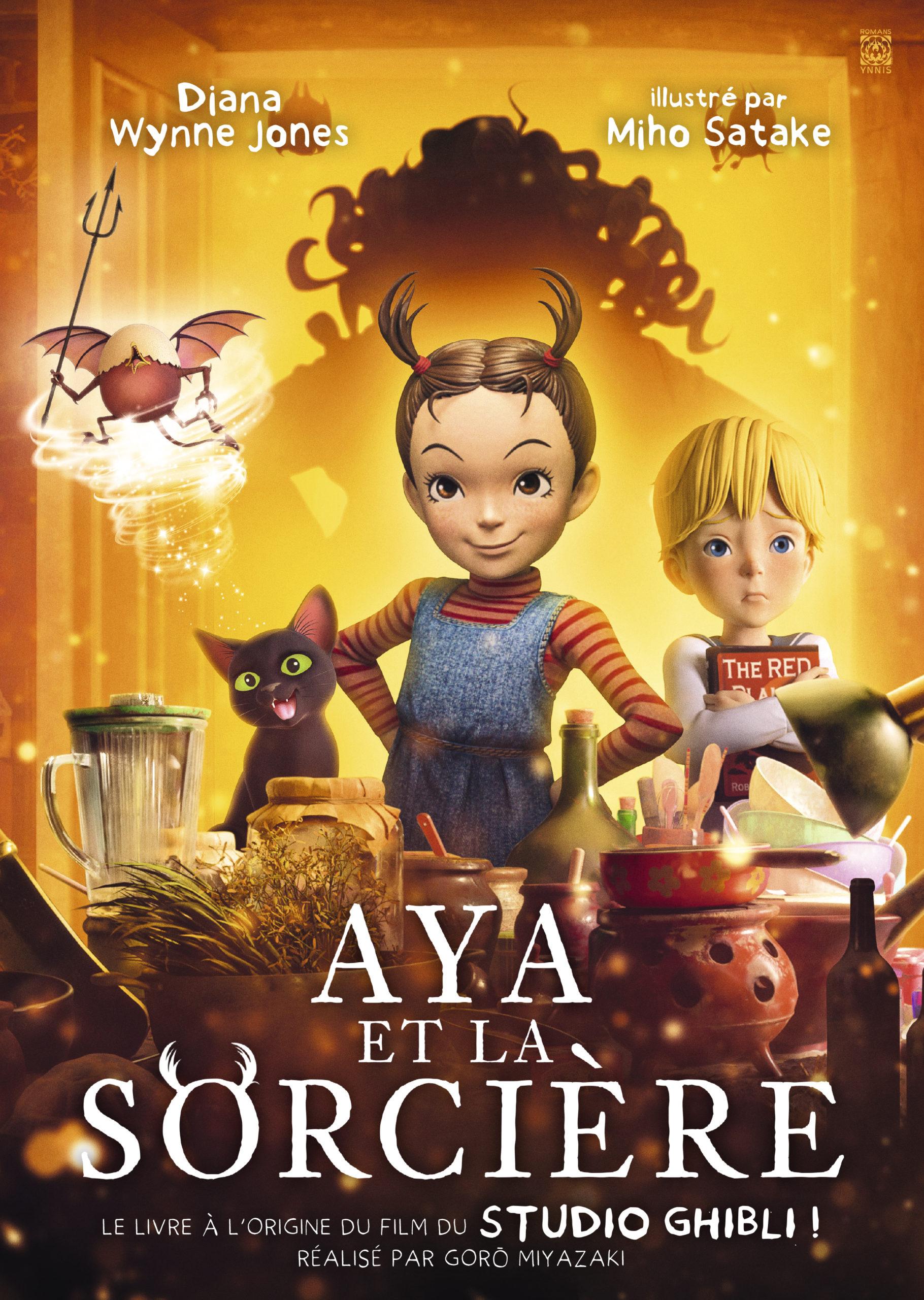 Aya et la sorcière C1