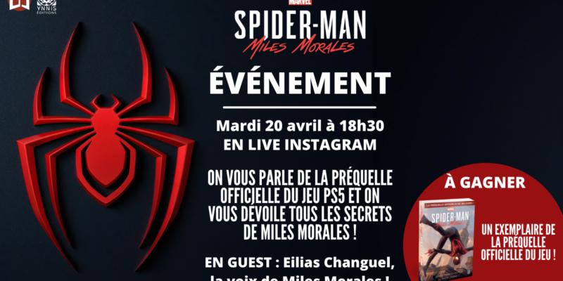 Event Spider Man