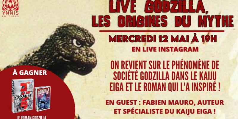 Live Godzilla